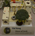 Award Winner - Honorable Mention: House of Cards by Kai Hung