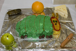 Entry: The Very Hungry Caterpillar by Terri Frederick