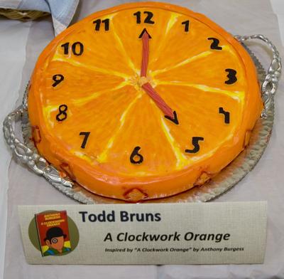 Entry: A Clockwork Orange