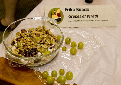 Entry: The Grapes of Wrath