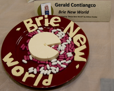 Entry: Brie New World