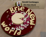 Entry: Brie New World by Gerald Contiangco