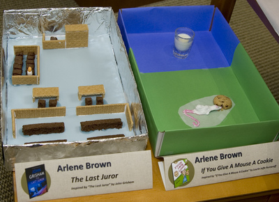 Entries: If You Give a Mouse a Cookie & The Last Juror