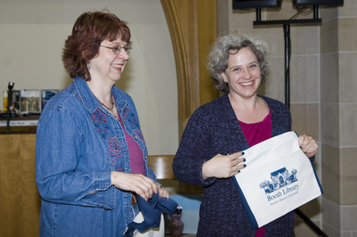 Honorable Mention Winners Jeanne Goble & Johna Von Behrens