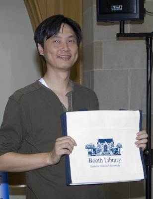 Honorable Mention Winner Kai Hung