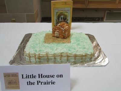 Best Entry by a Family - Little House on the Prairie