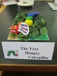 Best Entry Based on a Childrens' Book - The Very Hungry Caterpillar by EIU Pride