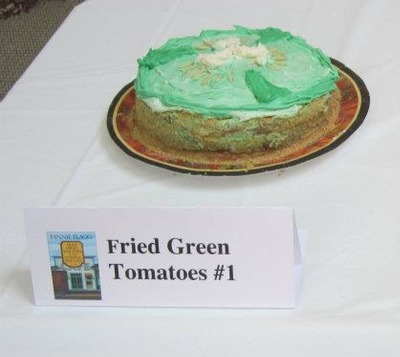 Fried Green Tomatoes #1