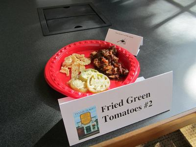 Fried Green Tomatoes #2