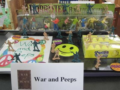 War and Peeps