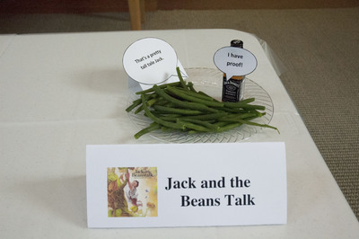 Award Winner: People's Choice Silver Medal: Jack and the Beans Talk