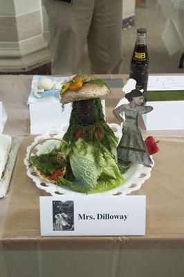 Award Winner: Dean's Choice Silver Medal: Mrs. Dilloway