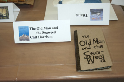 Best In Show: Student Entry: The Old Man and the Seaweed