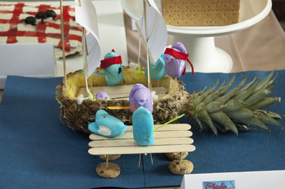 Best In Show: Family Entry: Chicks Ahoy!
