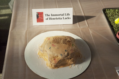 Honorable Mention: The Immortal Life of Henrietta Lacks