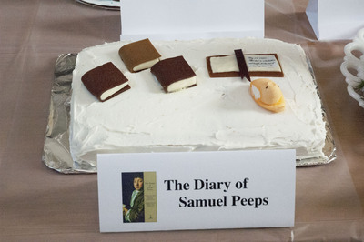 Honorable Mention: The Diary of Samuel Peeps