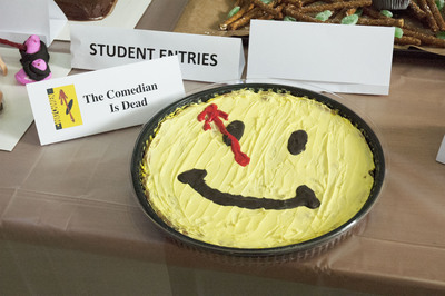 Category: Student Entry: The Comedian is Dead