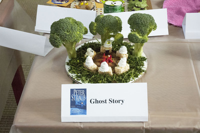Family Entry: Ghost Story