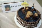 Children's Book Theme: Hot Tub Bear by Todd Bruns