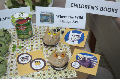 Children's Book Theme: Where the Wild Things Are