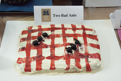 Children's Book Theme: Two Bad Ants