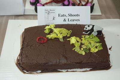 Children's Book Theme: Eats Shoots & Leaves