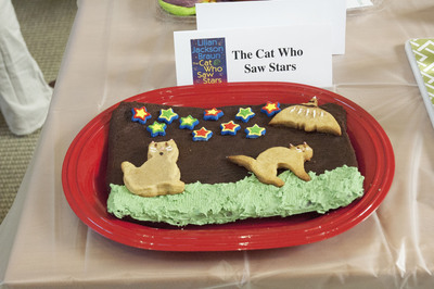 Show Entry: The Cat Who Saw Stars
