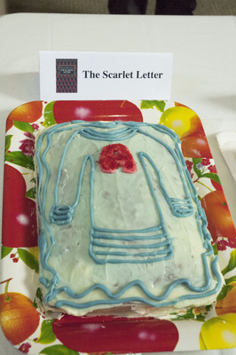 Show Entry: The Scarlet Letter