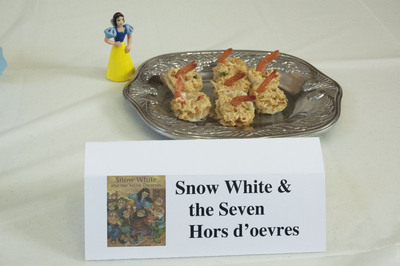 Show Entry: Snow White and the Seven Hors d'oevres