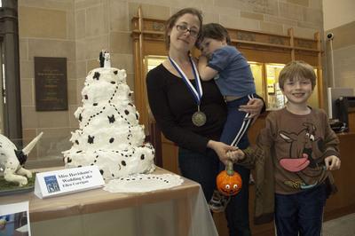 Show Pic: Dean's Choice Gold Medalist Ellen Corrigan