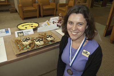 Show Pic: Children's Book Theme Best In Show Medalist Michele McDaniel
