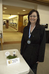 Show Pic: People's Choice Silver Medalist Jana Aydt by Booth Library