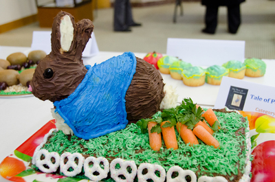 Best In Show: Children's Book Theme: The Tale of Peter Rabbit