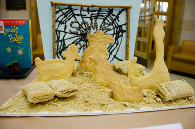 Honorable Mention: Family Entry: Charlotte's Web