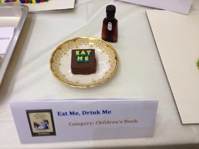 Show Entry: Eat Me, Drink Me (Alice In Wonderland)