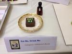 Show Entry: Eat Me, Drink Me (Alice In Wonderland) by Ellen K. Corrigan