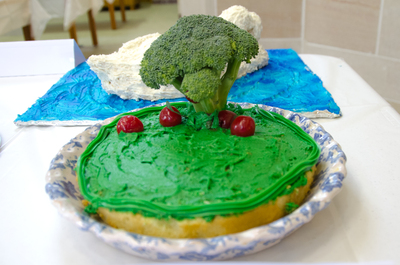 Show Entry: The Giving Cake