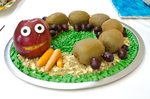 Show Entry: The Very Hungry Caterpillar by Brittany White and Cara Stanek