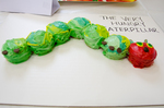 Show Entry: The Very Hungry Caterpillar by Ruth Johnson and Sadie Baird