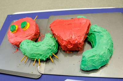 Show Entry: The Very Hungry Caterpillar