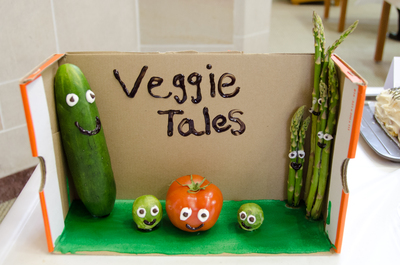 Show Entry: Veggie Tales