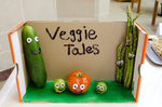 Show Entry: Veggie Tales by Jessica Morgan and Natalie Hentis
