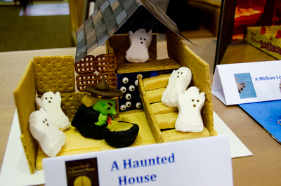 Show Entry: A Haunted House