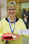 Show Pic: Award Winning Dean's Choice Silver Medalist Ann Brownson by Beverly J. Cruse