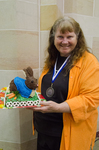 Show Pic: Best In Show Children's Book Theme Medalist Georgia Ryan by Beverly J. Cruse