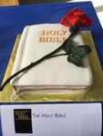 """Award Winner: The People's Choice Honorable Mention - """"Holy Bible"""" by Linda Goodman"""