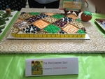 """Award Winner: The People's Choice Gold - """"Patchwork Quilt"""" by Kelsie Abolt"""