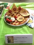 """Best in Show Student Honorable Mention, """"Princess and the Pizza"""" by Tracy Dennis"""