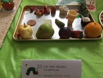 """Show Entry: """"The Very Hungry Caterpillar"""" (Student Entry) by Meghan Anders"""