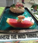 """Best in Show Student Entry, """"Where the Wild Things Are"""" by Joseph Dunleavy and Jenna Ebeling"""